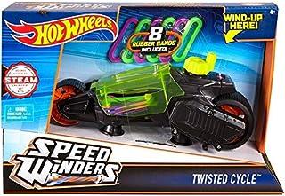Hw Speedwinders Moto Asst - Yellow