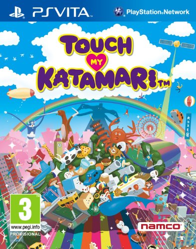 [Import Anglais]Touch My Katamari Game PS Vita