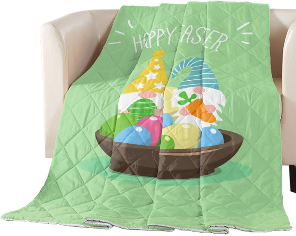 ARTSHOWING Easter Dealing full price reduction Max 73% OFF Polyester Cooling and Lightw Fluffy Comforter