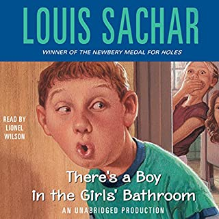 There's a Boy in the Girls' Bathroom cover art