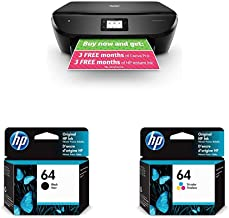 HP Envy Photo 6255 All in One Photo Printer with Wireless Printing with Ink Cartridges - 4 Colors
