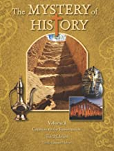 The Mystery of History Volume I - 2019 (Third Edition) Hardcover