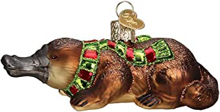 Old World Christmas Glass Blown Ornament - Platypus 4¼""