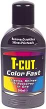 T-Cut Color Fast Dark Grey Finish restorer Car Polish 16 fl.oz