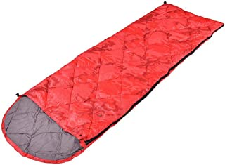 Camping Sleeping Bags Ultralight and Compact for Sleepover, Backpacking, Outdoor Down Envelope Type Spring And Autumn Duck...