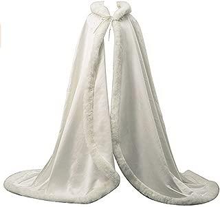 Best ivory bridal cloak Reviews