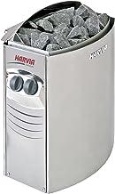 Sauna Poêle Électrique Harvia Vega 6,0 kW avec unité de contrôle encastré BC60, Taille de sauna: 5 - 8 m³ , Tension 400 V ...