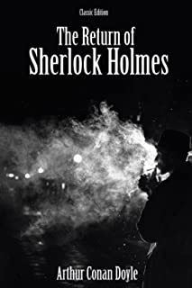 The Return of Sherlock Holmes: Original Illustration
