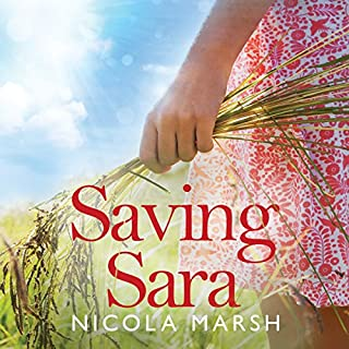 Saving Sara cover art