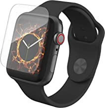 ZAGG InvisibleShield HD Screen Protection - HD Clarity + Premium Protection for Apple iWatch (42mm), Clear (A42HWS-F00)