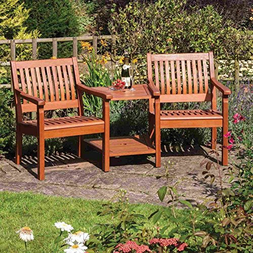 Rowlinson Willington FSC Hardwood Companion Seat