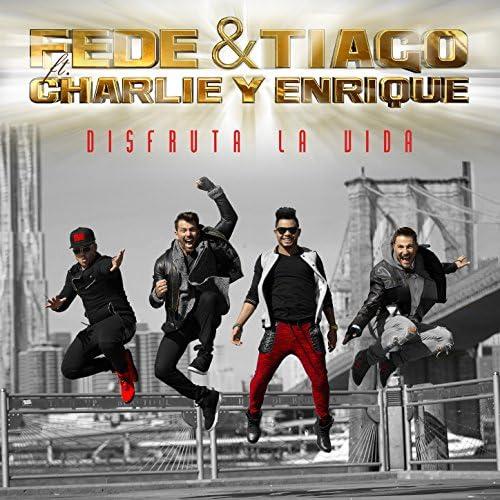 Fede & Tiago & Charlie Y Enrique
