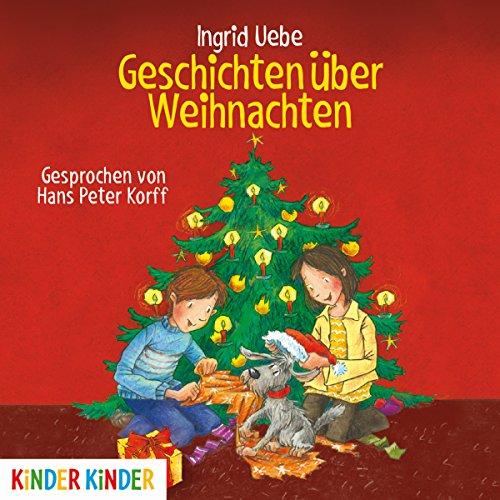 Geschichten über Weihnachten Titelbild