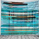 Tapiz de sueños de remo tapices para colgar en la pared para decoración del hogar, sala de estar, dormitorio, arte de pared de 40x60 pulgadas