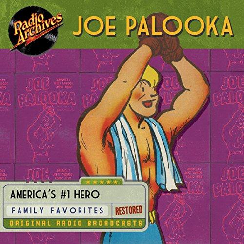 Joe Palooka cover art