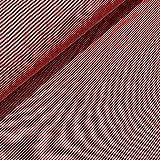 0,5m Jersey Mini Ringel rot