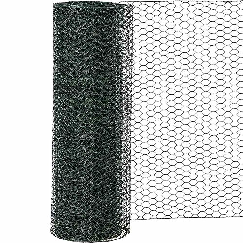 Sechseckgeflecht PVC Stück