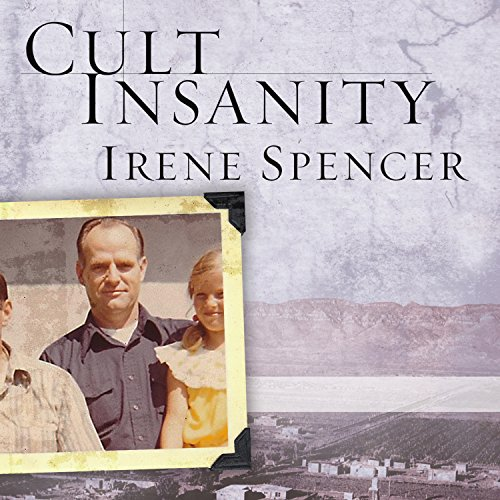 Cult Insanity audiobook cover art