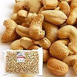 小島屋 無添加 カシューナッツ 1kg インド産 素焼き 無塩 無油 直火深煎り焙煎 ナッツ
