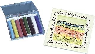 AMACO Non-Toxic Underglaze Decorating Crayon Set - B, Assorted Color, Set of 8