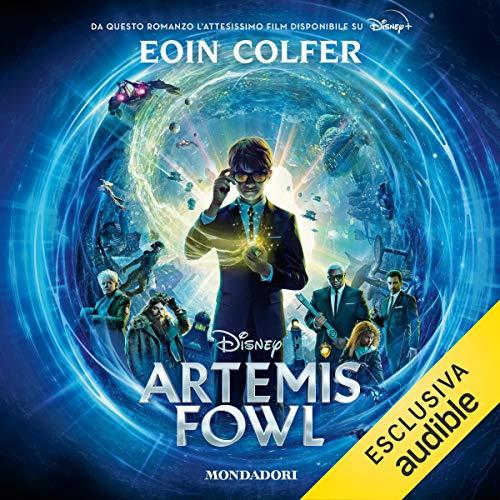 Artemis Fowl 1 copertina