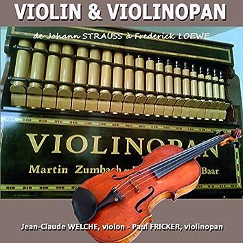 Violin & Violinopan