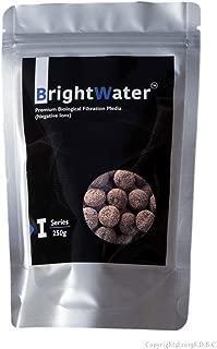 BrightWater Bio Media Ceramic Sphere,  99% Dust Free,  Aquarium Filter Plus Ion Exchange