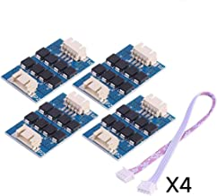 Innovateking-EU 5 unids Aluminio Disipador de Calor Disipador de Calor M/ódulo Enfriador Aleta de refrigeraci/ón para TL-Smoother Plus M/ódulo Adicional Accesorios de Impresora 3D