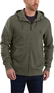 Men's Force Relaxed Fit Midweight Full-zip Sweatshirt