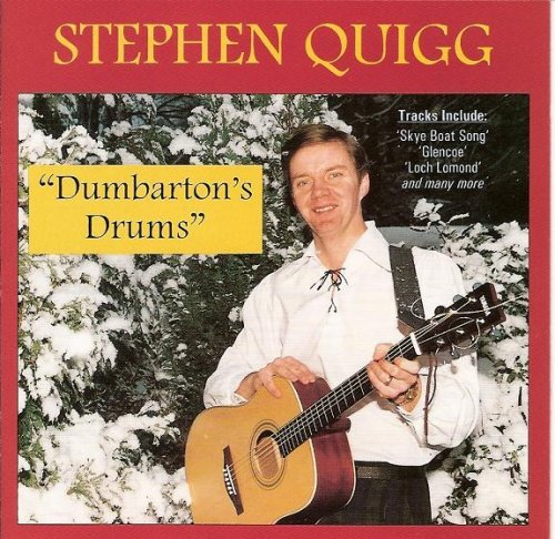 Dumbartons Drums by Stephen Quigg