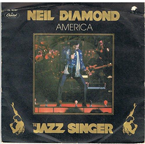 america / songs of life 45 rpm single