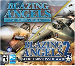 Blazing Angels, Squadrons Of WWII, Blazing Angels 2, Secret Missions Of WWI