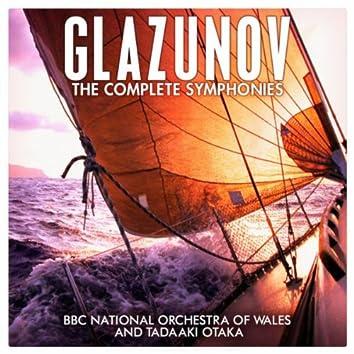 Glazunov: The Complete Symphonies