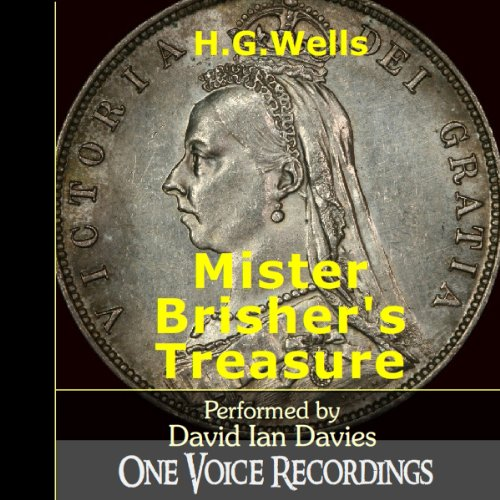 Mr. Brisher's Treasure cover art