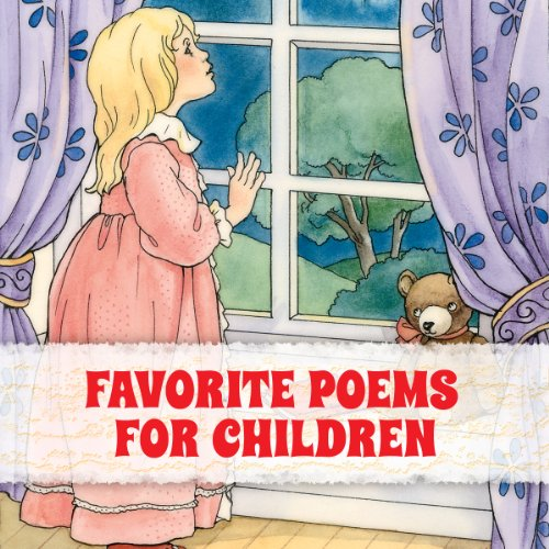 Favorite Poems for Children                   By:                                                                                                                                 Dover Publications                               Narrated by:                                                                                                                                 uncredited                      Length: 1 hr and 5 mins     1 rating     Overall 4.0