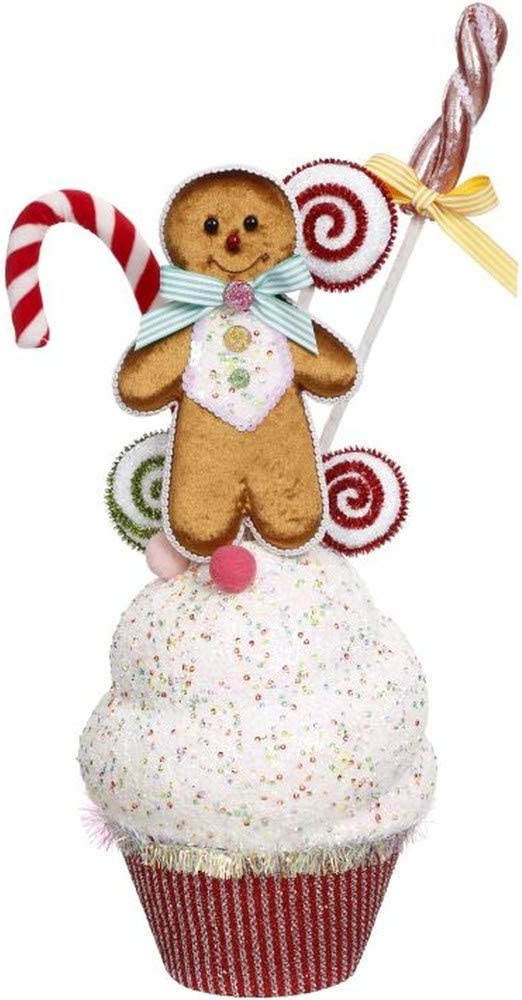 Ranking TOP1 Mark Roberts 2020 Collection 21-Inch NEW before selling ☆ Figurine Sprinkle Cupcake
