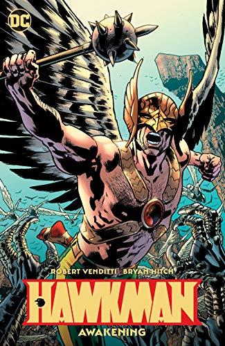 Amazon.com: Hawkman (2018-) Vol. 1: Awakening eBook: Venditti ...