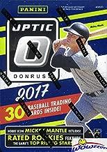 2017 donruss baseball cards