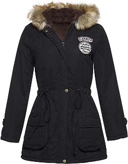 Be fearless 2019 New Parkas Female Women Winter Coat Thickening Cotton Winter Jacket Womens Outwear Parkas