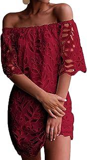 10 Mejor Vestidos Cortos Con Espalda Descubierta Rojos de 2020 – Mejor valorados y revisados