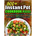 """600+ Instant Pot Cookbook #2020"" Kindle eBook"