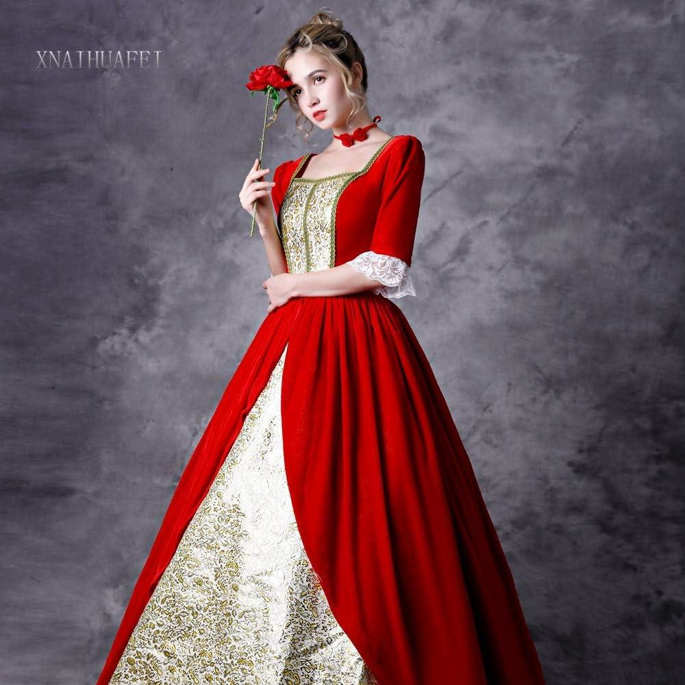 Xnaihuafei Royal Dress Mens Clothing Stage Performance