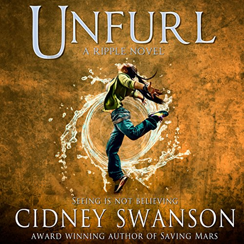 Unfurl audiobook cover art