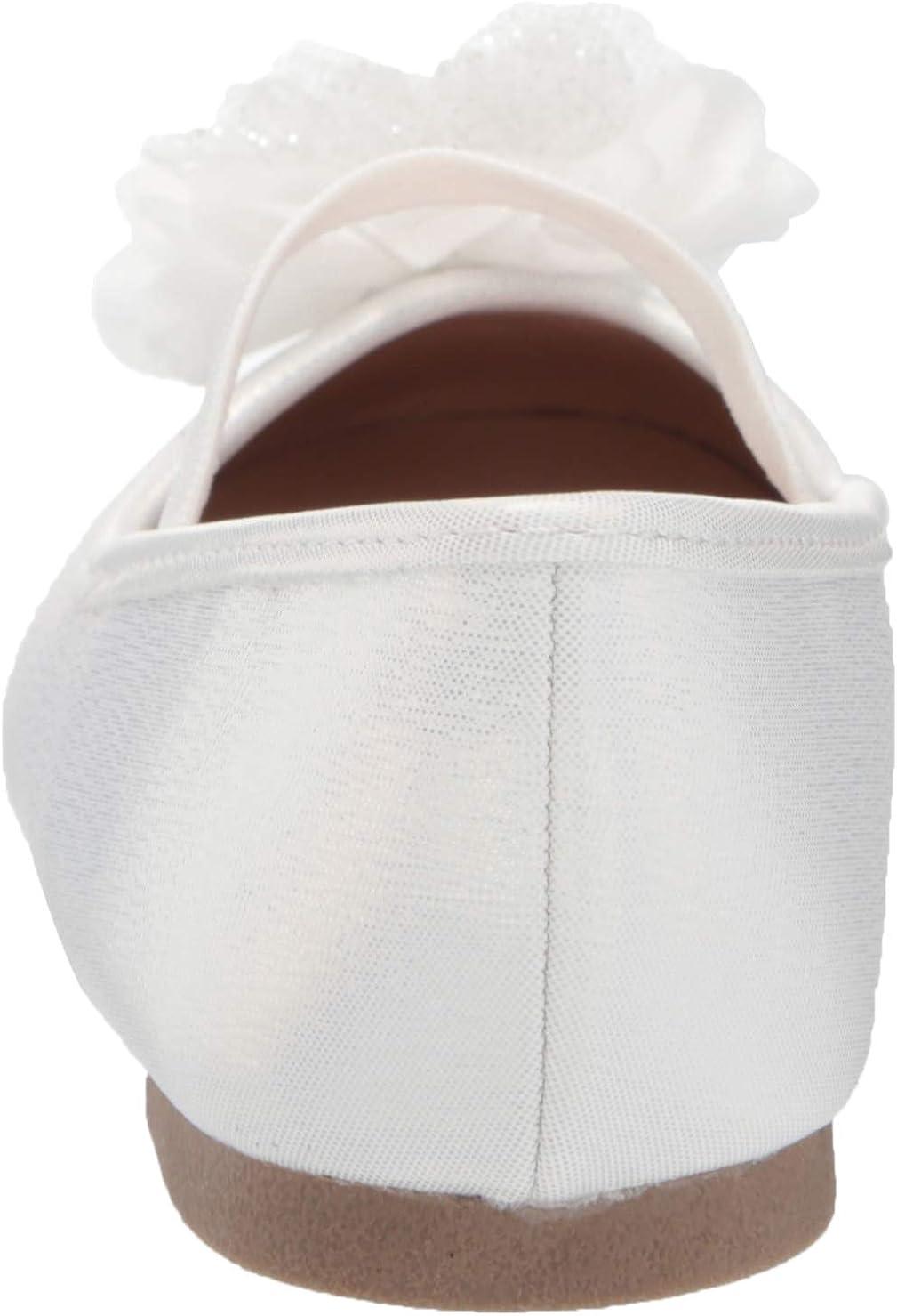 The Children's Place Unisex-Child Strap Ballet Flats