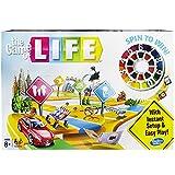 Hasbro Gaming 04000 - The Game of Life, Juego de Tablero (versión en...