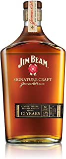 Jim Beam Signature Craft Kentucky Straight Bourbon Whiskey 12 Jahre 1 x 0.7 l