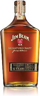Jim Beam Signature Craft Kentucky Straight Bourbon Whiskey 12 Jahre 1 x 0.7 l