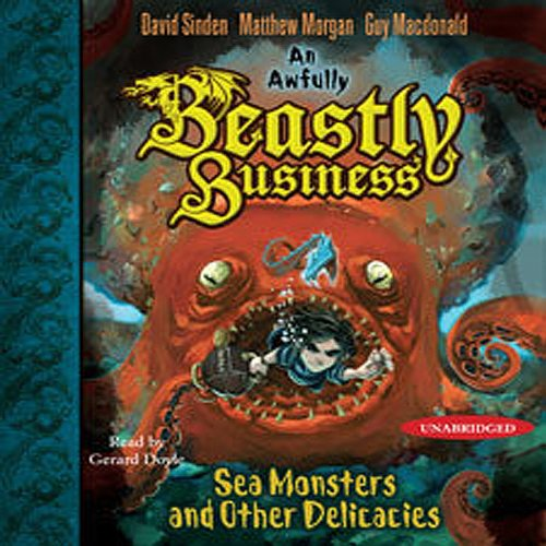 Sea Monsters and other Delicacies cover art