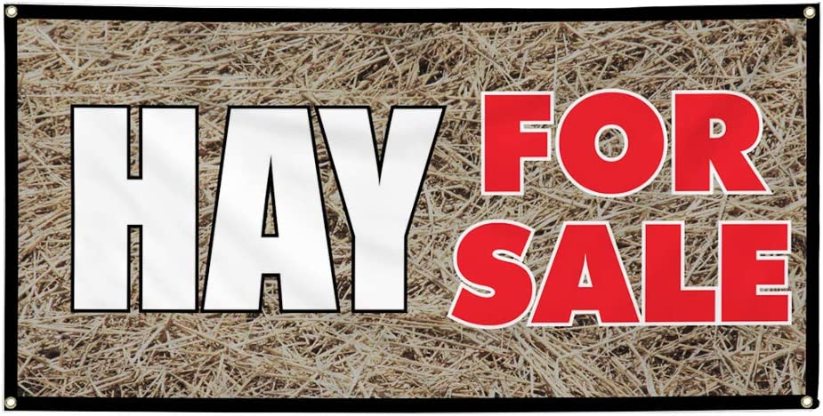 Vinyl Large-scale sale Banner Multiple Sizes Hay Business Sale for Free shipping on posting reviews G Out