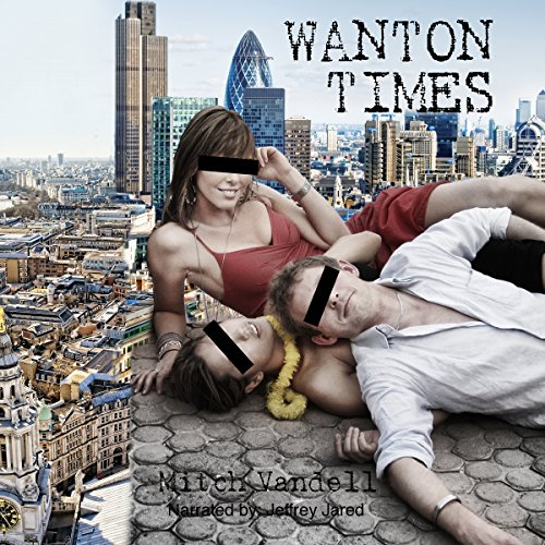 Wanton Times audiobook cover art